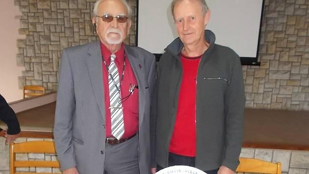 Rostislav Konečný a Jiří Němec