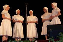 Vystoupení Čtyřlístku v Novostrašeckém kulturním centru