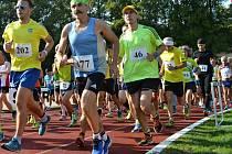 Na Klademském maratonu v kategorii do 69 let triumfoval rakovnický Sláva Pilík