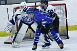 Hokejisté rezervy HC Rakovník porazili Kralupy po samostatných nájezdech.