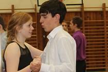 Taneční na 3.ZŠ Rakovník