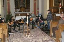 Koncert ve Skryjích
