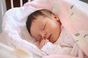 ELISABETH GÁBOROVÁ, CHRÁŠŤANY. Narodila se 12. února 2018. Po porodu vážila 2,94 kg a měřila 47 cm. Rodiče jsou Klára a Martin.
