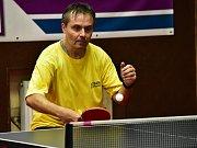 Stolní tenisté rezervy rakovnického KST porazili Příbram 10:5.