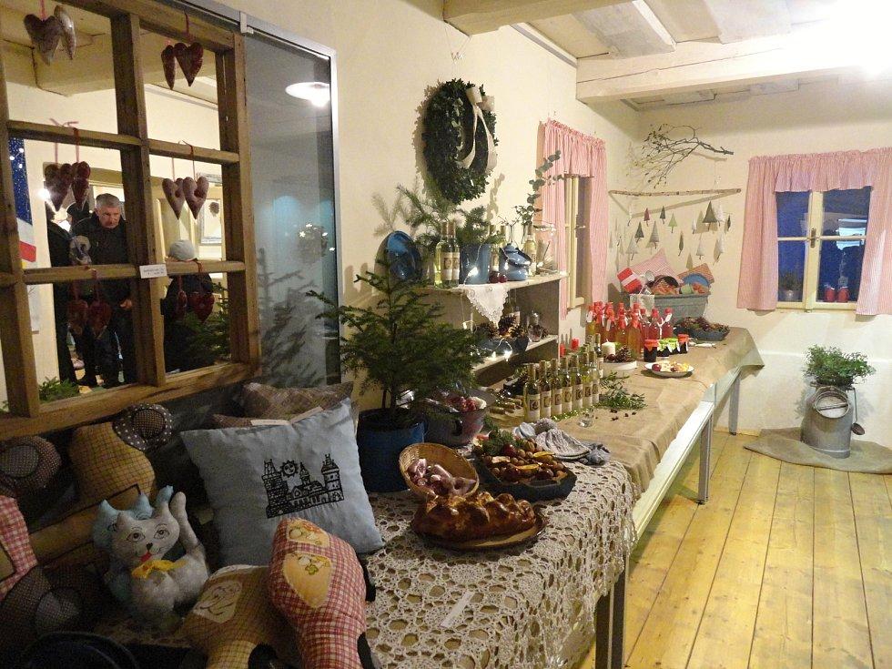 Výstava Vánoce v Roubence 2018.
