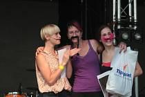 Hudební festival Coombal na Tyršově koupališti v Rakovníku