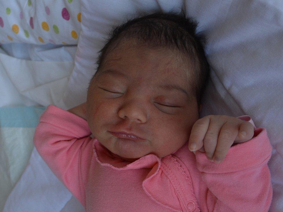 CHARLOTTE KUDRNOVÁ, RAKOVNÍK. Narodila se 19. srpna 2019. Po porodu vážila 3,2 kg a měřila 47 cm. Rodiče jsou Nikola a Daniel. Bratr Daniel.