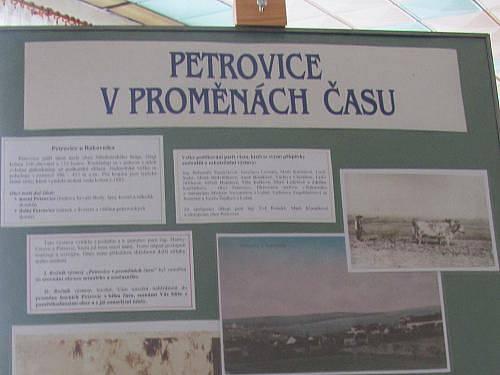 Pouť v Petrovicích