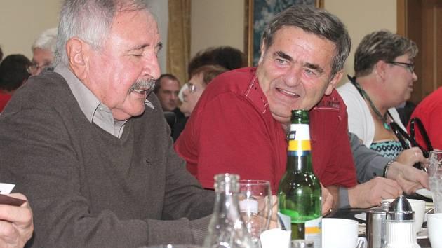 Čtyřicet let ACHP Hořesedly