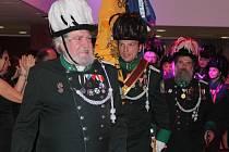 Ples Sboru rakovnických ostrostřelců