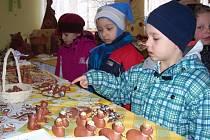 Velikonoční výstava v Kněževsi