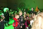 Dům osvěty v Rakovníku hostil Strašidelný karneval s Honzou Ladrou a Myšákem Edou.