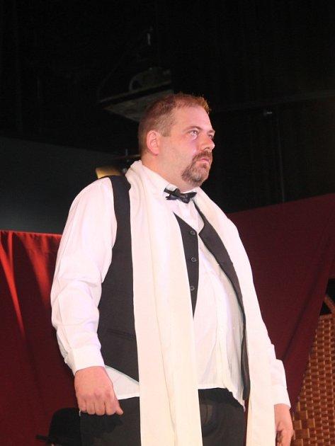 Premiera hry Dr. Johann Faust v podání DS Čistá