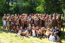Děti v Krtech