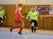 Futsalistky Olympie skončily na mistrovství ČR sedmé.