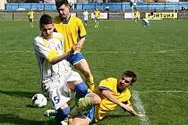 Rezerva SK Rakovník prohrála s Unhoští po pokutových kopech, když v základní hrací době skončil duel smírně 1:1.