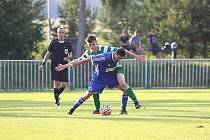 Rakovnický Tatran porazil Hrobce 3:0 a zachránil divizi.