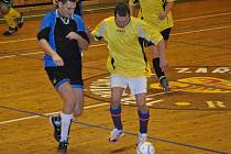 Okresní futsalová soutěž - 6. kolo