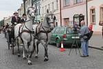 Koňácká svatba v Rakovníku