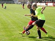 Pavlíkovské Lvice porazily v druhém kole divize žen Horní Břízu 5:1.
