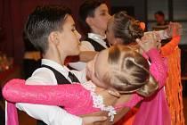 Taneční soutěž Nezbedný bakalář