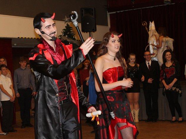Mikulášská v tanečních v Rakovníku