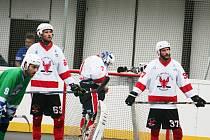 Rakovničtí hokejbalisté nestačili na Plzeň