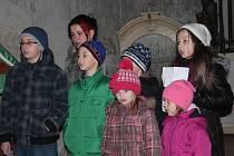 Adventní zpívání v kostele sv. Vavřince v Hořesedlích