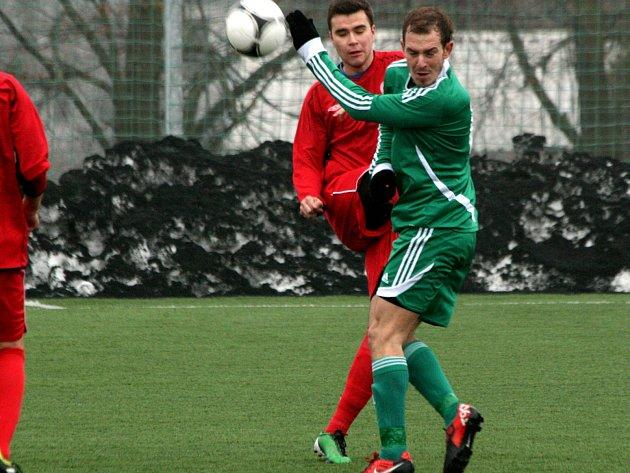 Spartak Příbram - Tatran Rakovník 1:3 (0:0), KP - jaro 2013