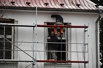 V Jesenici se pracuje na rekonstrukci mateřské školy i na přístavbě.