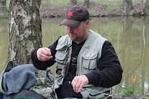 Rybářské závody v Jesenici