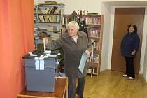 Krajské volby v Panoším Újezdě