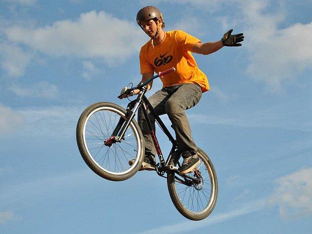 Rakovnické cyklování: Freestyle