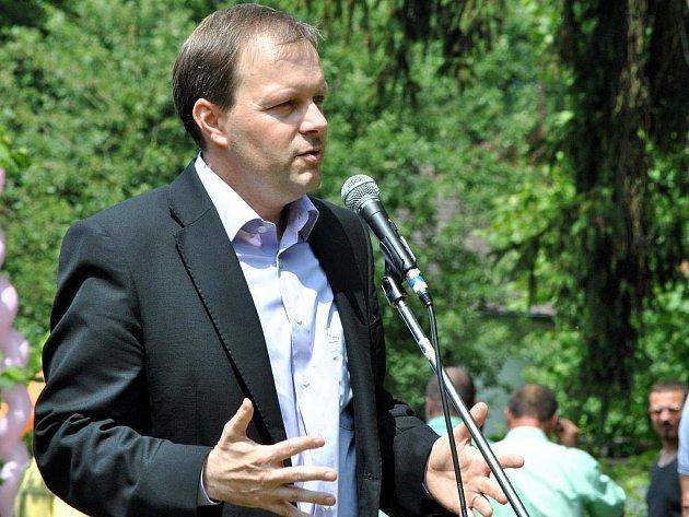 Marcel Chládek, senátor a náměstek středočeského hejtmana