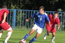 FC Jesenice - FK Kněževes 0:2 (0:1)
