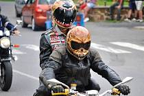 Motofest Rack reyd 2011 - spanilá jízda.