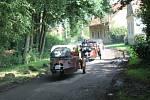 Sraz majitelů velorexů v Sosni