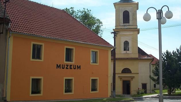Muzeum v Novém Strašecí.
