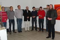 Členská výstava Sdružení středočeských výtvarníků v Nové síni Rabasovy galerie