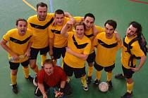 Futsalisté Nového Strašecí 2013