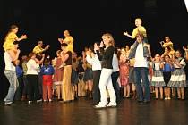 Lentilkovská megašou v Tylově divadle