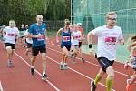 Olympijský běh 2020 v Novém Strašecí.
