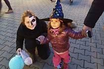 Halloweenský průvod má v Rakovníku letitou tradici.