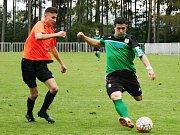 Rezerva rakovnického Tatranu se dočkala první výhry v novém ročníku I. B třídy, když porazila rezervu Slaného 2:1.