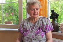 Dagmar Šímová ze Zavidova