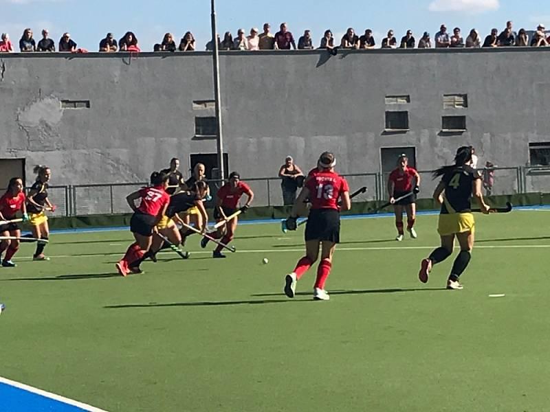 EuroHockey Club Challenge II 2021 pozemních hokejistek II 2021 pozemních hokejistek.