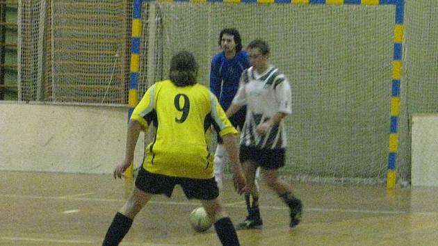 Okresní futsalová soutěž - 5. kolo