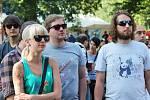 Hudební festival Coombal v Lužné