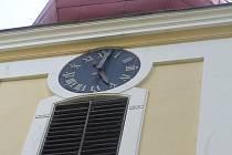 Kostel svatého Jakuba Většího v Kněževsi.