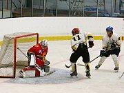 Hokejisté HC Rakovník prohráli v prvním domácím přípravném duelu s Hvězdou Praha 5:6.